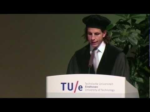 Eindhoven University of Technology 2012, Intreerede, De kunst van het maken, Erwin Kessels