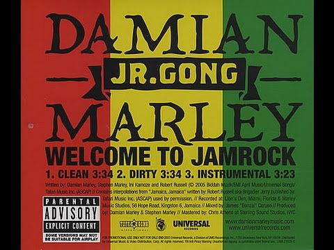 damian marley welcome to jamrock - 480×360