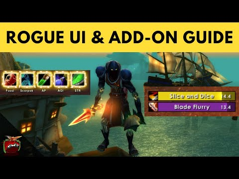 Classic Rogue UI & Add-On Guide
