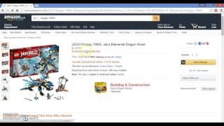 Ninjago 2016 Sets on Amazon.co.uk!