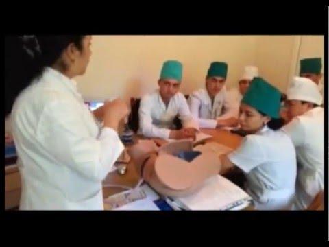 Кафедра акушерства и гинекологии Ташкентской медицинской академии