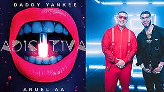 99 - Daddy Yankee - Anuel AA - Adictiva - Remix Simple BPM Dj LerZiTo