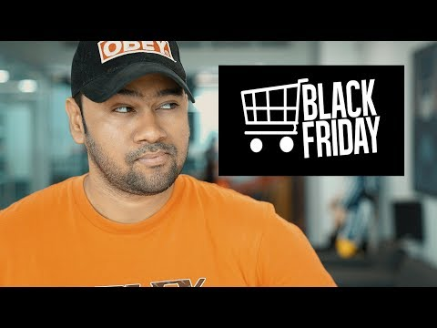 BLACK FRIDAY 2017 Online SHOPPING - How to get it Shipped to India!