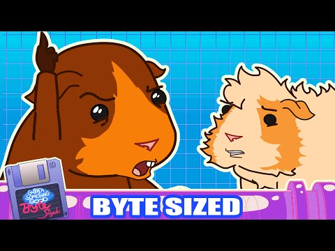 """Guinea Pig vs. The Law in """"That's the Ticket"""" - (Guinea Something Good Byte-Sized #25)"""