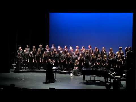 Hallelujah - Crystal Lake Central High School - A Cappella Singers