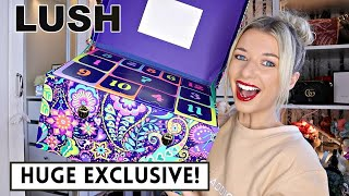 LUSH ADVENT CALENDAR 2020 / *Huge Exclusive, ONLY Unboxing Online*