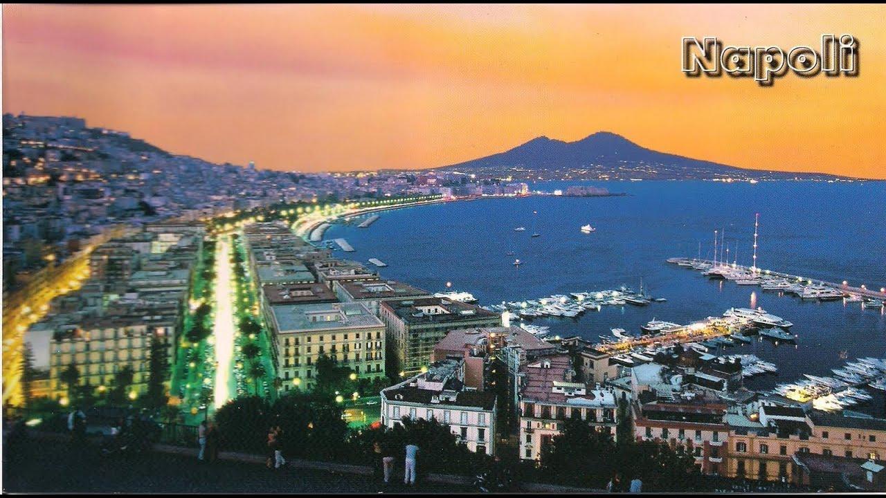 Mix Napoli Canzoni Live Orchestraall Italiana 2019 Youtube