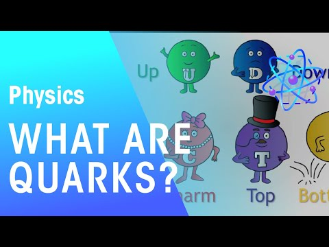 What are Quarks? | Physics | The Fuse School