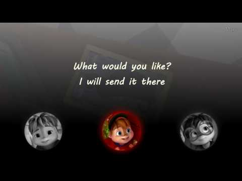 Make you happy by Alvin and The Chipmunks episode version- Lyrics