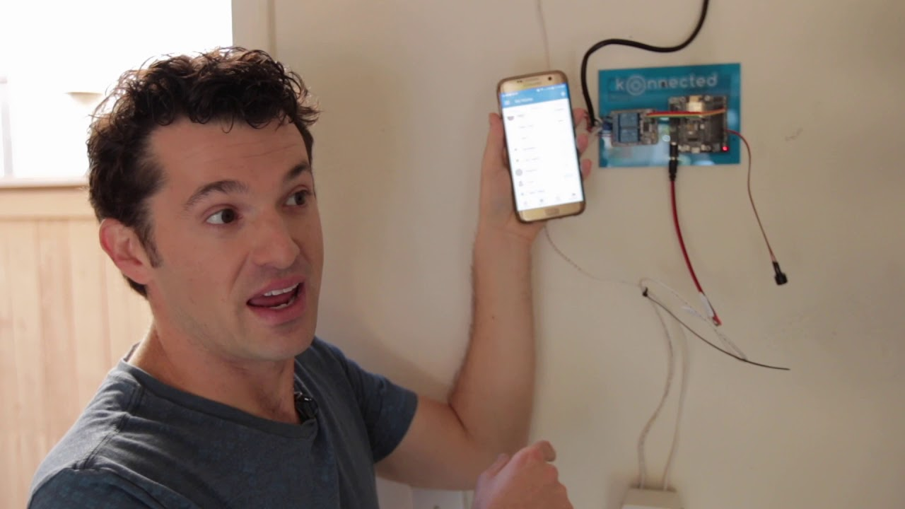 Konnected Alarm Panel: Revive Your Wired Alarm System by Konnected