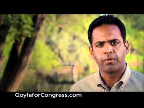 Raj Goyle TV ad: No Bailouts