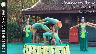 Contortion - Unknown Trio - China