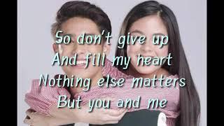 Deeper by Julie anne San jose lyrics