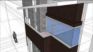 Sketchup Timelapse - My First Try