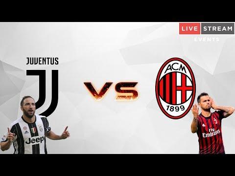 Juventus - milan  -  live 🔴
