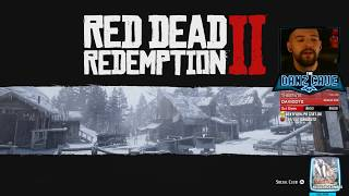 20 Hours of Red Dead Redemption 2 in The Danz Cave Pt1/2 10/25/18