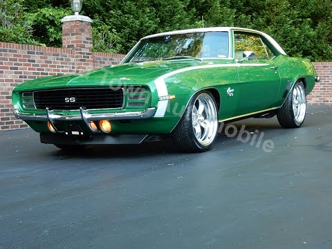 1969 Camaro Rs X11 For Sale Old Town Automobile In