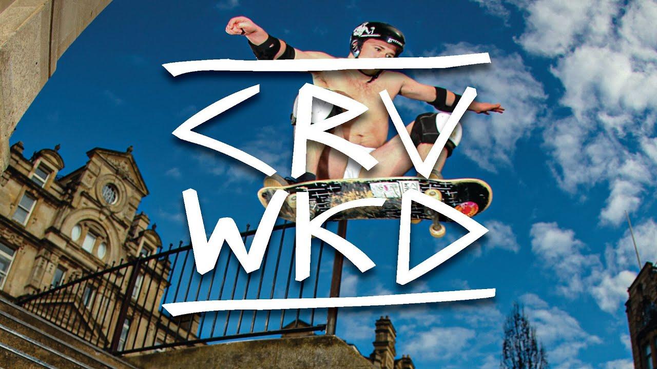 "Carve Wicked Skateboards' ""Budgie Smugglers"" Video"