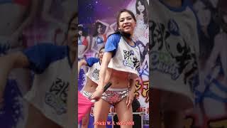 Fei Fei 影片 55 ,  2018,04,21 迎駕表演 410 A dancer out of Taipei Da Chia Ma