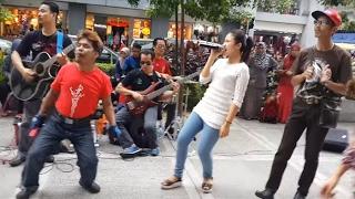 Video sambalado-Nurul feat Redeem buskers cover ayu Ting ting,mantap goyang download MP3, 3GP, MP4, WEBM, AVI, FLV Oktober 2017