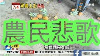 覺醒!農民悲歌 / 韓國瑜的農業政策