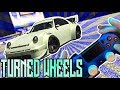 GTA 5 - HOW TO LEAVE YOUR WHEELS TURNED WHEN EXIT CAR