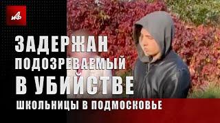 Задержан подозреваемый в убийстве школьницы в Подмосковье