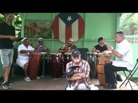 """""""La Casa De Chema"""" y  Pleneros De Borinquen video por Jose Rivera 7:5:15"""