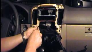 How To Remove Factory Radio From 2004 Kia Sorento part 2