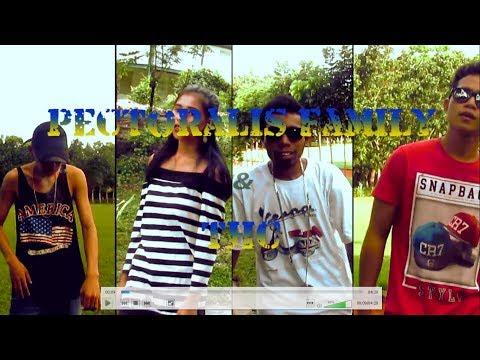 Pectoralis ft THC - Jao Di Rantau | Ronggeng terbaru 2017 (Yase) | Halmahera Hip Hop Ronggeng