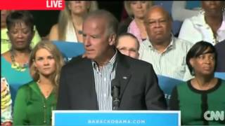 "Joe Biden: Middle Class ""Buried The Last FOUR Years"" (Under Obama)"