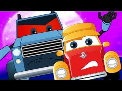The Super Villian   Super Car Royce Videos For Children