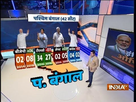 IndiaTV Opinion Poll: BJP may get 8 seats, TMC 27, Left 05, Congress 2 seats in West Bengal Mp3