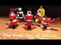 Mixels: The First Day Of School!