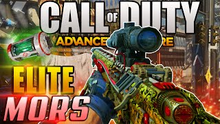 """ELITE MORS SILVER BULLET"" - Advanced Warfare: - ""Elite Guns"" #05 - (MORS ELITE COD AW)"