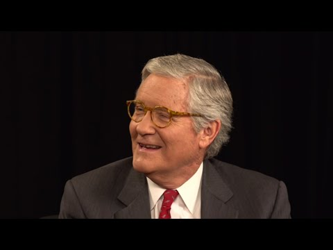 Fred Barnes on Reporting on Politics - YouTube