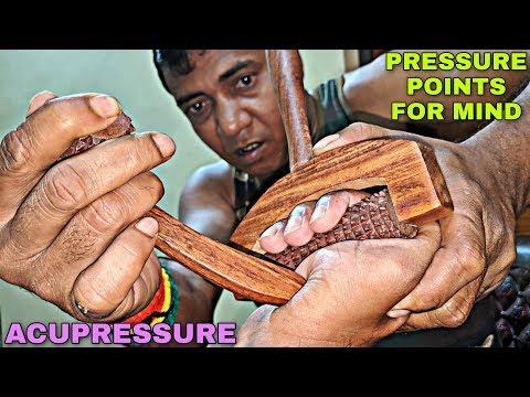 Another level acupressure massage by Asim barber | Pressure points of hand | Indian ASMR