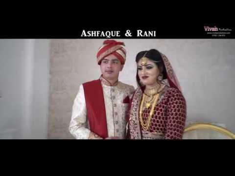 Ashfaque & Rani - Vivah Production - 07951 196819