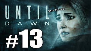 Until Dawn [Part 13] Full Playthrough - Pet the Wolf