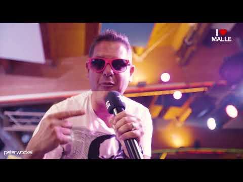 Peter Wackel  - I Love Malle (offizielles  Musikvideo - 4K)