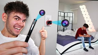 using-hidden-spy-cameras-to-spy-on-my-brother-funny