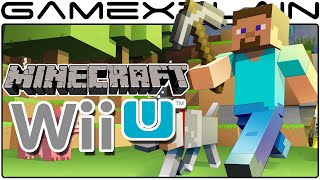 Minecraft coming to Wii U?! & Pokemon Nintendo Direct Hints?