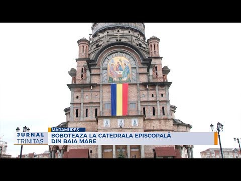 Boboteaza la Catedrala Episcopală din Baia Mare