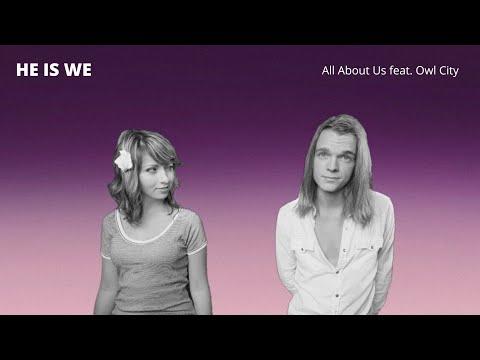 He Is We & Owl City - All About Us (Rap Sanchez Remix)