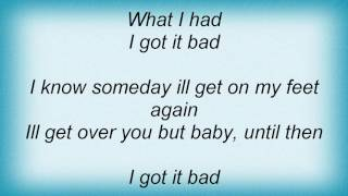 Watch Toby Keith I Got It Bad video