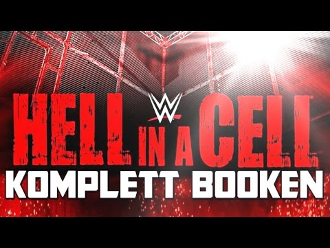 So würde ich WWE HELL IN A CELL 2016 booken! (Deutsch/German)