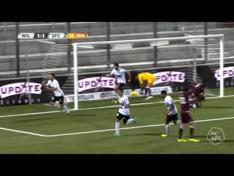 Highlights Wil Servette 14  Rd Multimedia Swiss Football League