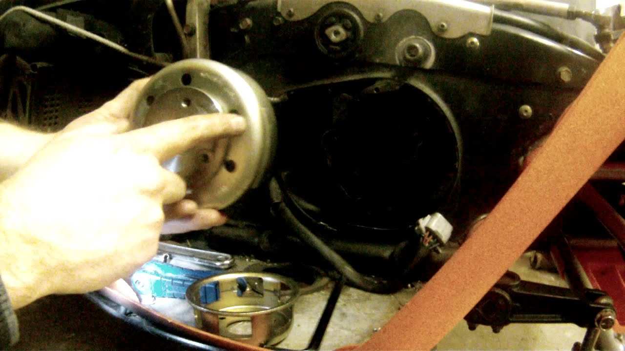 small resolution of arctic cat stator removal instructions part 10