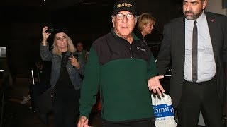 Dustin Hoffman Is A Little Behind In The News