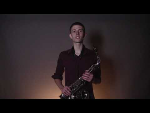 Happy Birthday - Tutorial & Sheet Music - Alto Saxophone